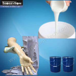 Life Casting Silicone for Artificial Hands pictures & photos