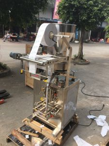 Paste/Jam/Kethup/Honey Bag Packing Machine pictures & photos