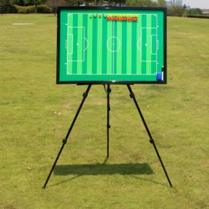 Stainless Steel Soccer Goals Magnetic Soccer Coaching Board pictures & photos