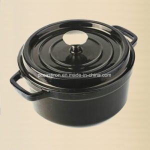 Dia 18cm Cast Iron Cookware Manufacturer From China 1.8L pictures & photos