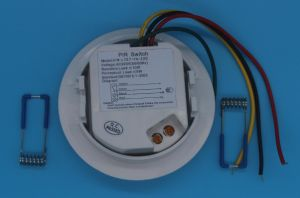 External Outdoor PIR Passive Infrared Motion Detector Switch Sensor (HTW-L727) pictures & photos