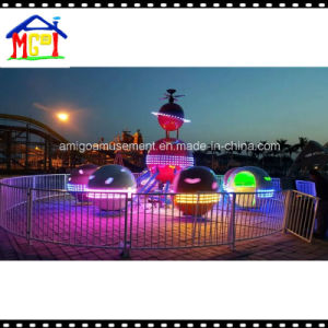 Lifting and Rotating Amusement Equipment with Space Design Helicopter pictures & photos
