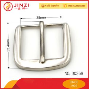 High Quality Metal Big Pin Buckles Roller Buckles Slider Buckle for Handbag pictures & photos