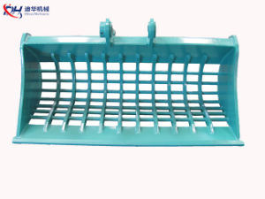 1m3-12m3 Skeleton Bucket with Sieve Bottom pictures & photos