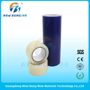 New Bong LLDPE Blue PE Tape for Aluminium Panel Packaging pictures & photos