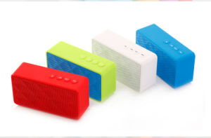 Bluetooth Wireless Speaker with LED Lighting and Waterproof Function pictures & photos