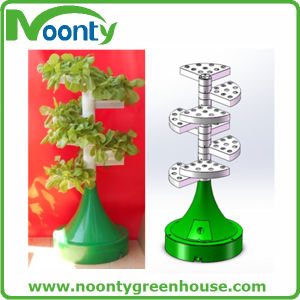 Hydroponics Growing Tower pictures & photos