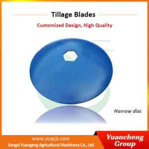 American Rotary Tiller Parts Harrow Disc Blade pictures & photos