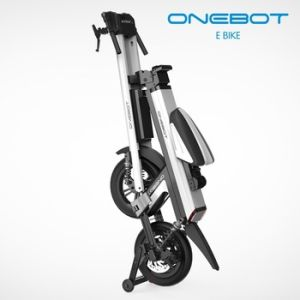 Onebot Unique Foldable Ebike with Double Panasonic Battery Long Distance Range pictures & photos