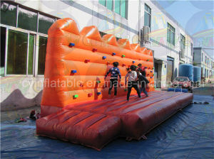 High Quality Inflatable Rock Climbing Wall with Cheap Price pictures & photos