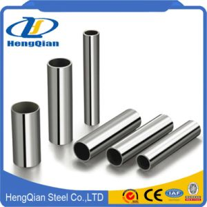 Decorative Pipe 1 Inch Size 304 316 316L Round Stainless Steel Pipe pictures & photos