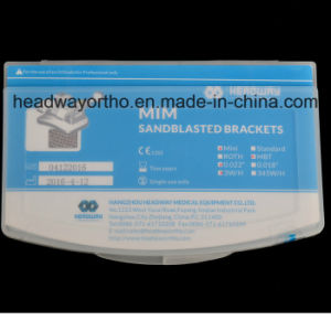 Orthodontic Brackets Dental Brackets Dental Products in China pictures & photos