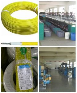 Silicone Rubber Insulated Car Wire pictures & photos