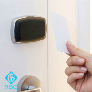 Hotel Access Control Induction Lock NXP MIFARE® 4K RFID Vingcard