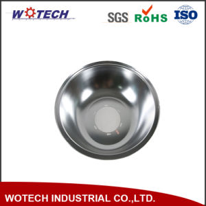 China OEM Precision Sheet Metal Spinning Parts pictures & photos
