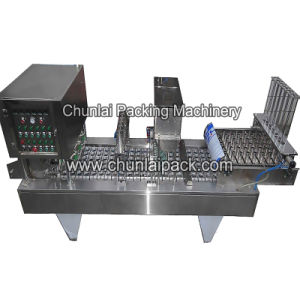 Water Cup Rinsing Filling Sealing Machine pictures & photos
