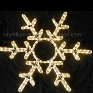 Holiday Winter LED Snowflake Motif Light for Decoration pictures & photos