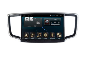 Android 6.0 System Car GPS Navigation for Honda Odyssey 10.1inch with Bluetooth/TV/WiFi/USB/MP4