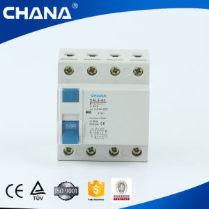 Electro-Magnetic Type Residual Current Circuit Breaker with IEC Approved pictures & photos