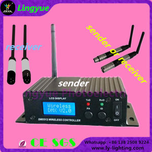 Wireless DMX Transmitter DMX 512 Receiver and Sender pictures & photos
