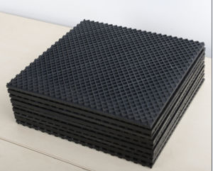 Solid Vibration Isolation Rubber Plates Multi-Layer Rubber Plates pictures & photos