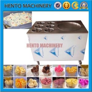 New Design Stir Fry Ice Cream Machine From Direct Factory pictures & photos