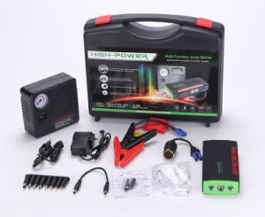 Inflator Pump Car Charger Emergency Supply Power Car Jump Starter pictures & photos