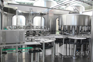 Km Automatic Water Filling machinery pictures & photos