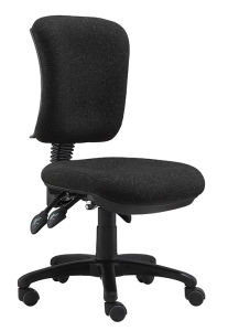 Small Low Back Office Fabric Chair Computer Chair Without Armrest (LDG- 823A) pictures & photos