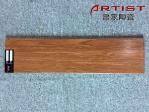 600X150mm Wood Plank Texture Ceramic Floor Tile From Foshan pictures & photos
