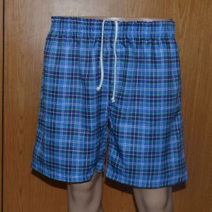 Checked Tennis Shorts /Leisure Tennis Shorts