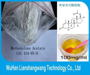 Top Quality Methenolone Acetate CAS 434-05-9 Primobolan for Muscle Building pictures & photos