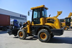 China Avant 1.2 Ton Front End Mini Wheel Loader for Farm pictures & photos