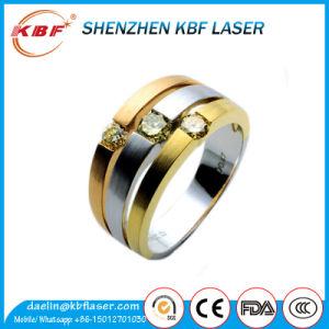 YAG High Precision Laser Spot Welding Machine for Tweezers pictures & photos