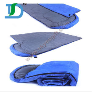 Outdoor Camping Warm Mummy Sleeping Bag pictures & photos