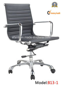 Ergonomic Office Eames Staff Leather Chair (RFT-B13) pictures & photos