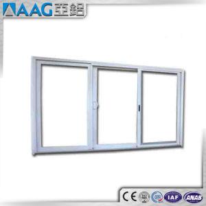 Aluminium Sliding Window/Double Glzed Sliding Window pictures & photos
