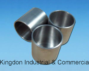 Tungsten Crucibles and Tungsten Tubes pictures & photos
