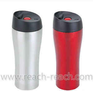 100% Leak Proof Stainless Steel Vacuum Travel Mug (R-2328) pictures & photos