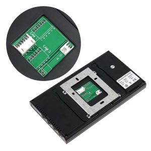 Wired Color Smart Waterproof Video Door Phone Intercom Doorbell IP Camera pictures & photos
