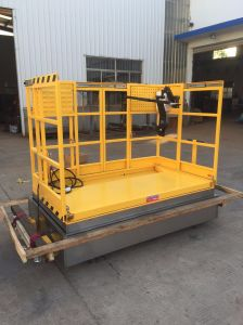 0.5t Capacity Scissor Lift Table (Max Height 1.4m) pictures & photos