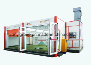 Zonyi Ce Manufacturer Spray Booth Environmental Painting Booth pictures & photos