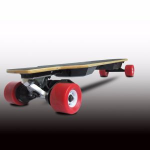 Factory Price 4 Wheels Self Balancing Electric Skateboard pictures & photos