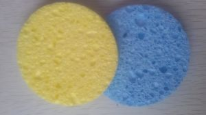 Oval Makeup Sponge/Face Cleaning Sponge/Cellulose Sponge pictures & photos