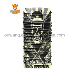 Promotional Custom Logo Printed Multifunctional Seamless Fishing Face Shield pictures & photos