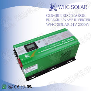 DC AC Solar Power Inverter 2000W UPS PV System Inverter pictures & photos