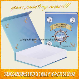 Magnetic Perfume Bottle Display Paper Box pictures & photos