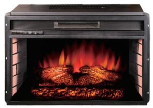 "Infrared Quartz 26"" Electric Firebox Heater"