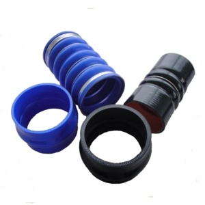 Rubber Flexible Hose, ISO Cettificated Manufacturer, OEM Silicone Hose pictures & photos