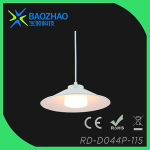 Decorative Pendant Lamp in Painted White pictures & photos
